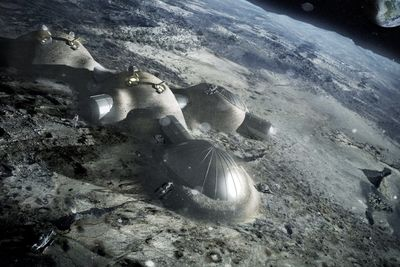 This Space Agency Wants To Build A Village On The Moon