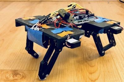 Engineers Take Inspiration From Nature For Robots