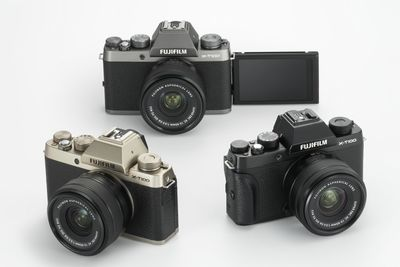 The Latest Fujifilm Is Here, And It Is Mirrorless
