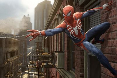 Latest Spider-man Nails Web-swinging On Ps4