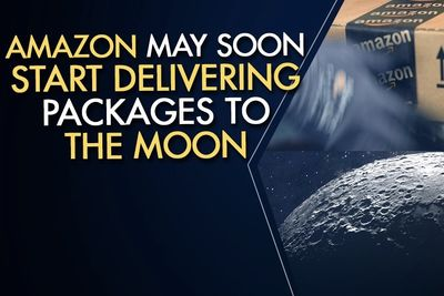 Amazon's Shipment To The Moon Will Be Possible By 2023