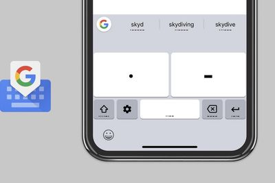Google's Gboard Can Now Communicate With Morse Code