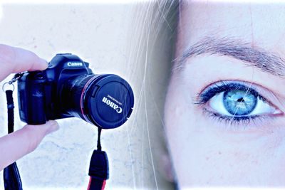 Video: Could You Replace Your Eye With A Camera?