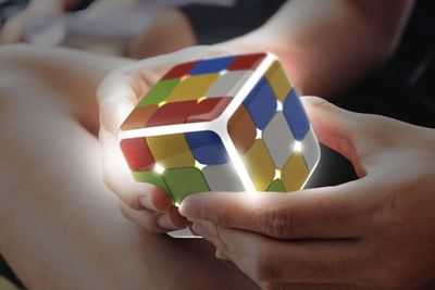 The Rubik's Cube Gets A Full Technology Makeover