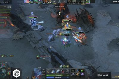 Dota Pros Did Not Stand A Chance Against The Ai Machine