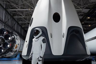 Have you seen SpaceX's latest spacecraft design?