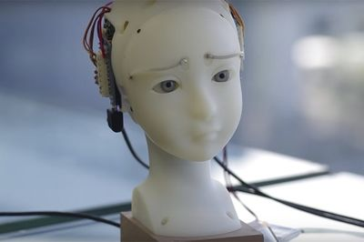 This Is One Of The Most Expressive Robots We Have Ever Seen