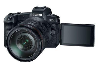 Canon Announced A New Mirrorless Full-Frame Camera