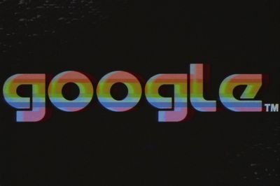 What The Most Iconic Internet Logos Would Have Looked Like In The 80's