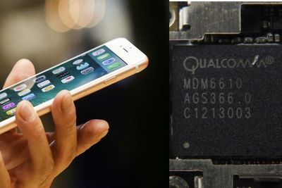 Apple Accused Of Stealing Qualcomm Secrets And Give To Intel
