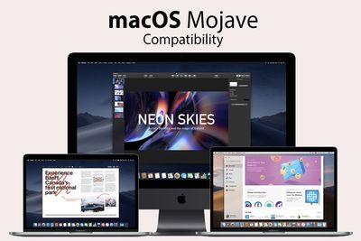 Latest Apple Mac Mojave Software Is Here