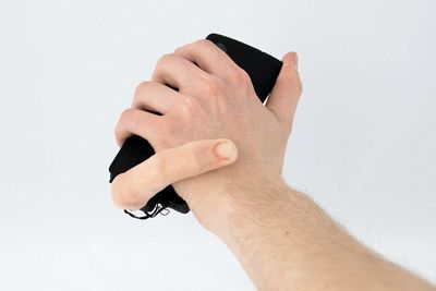 Want A Creepy Robot Finger To Carry Your Smartphone?