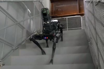 Boston Dynamics Is Putting Their Robots To Work