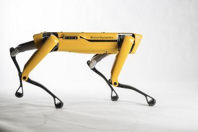 Boston Dynamics' Robot Can Strike Better Dance Moves Than You