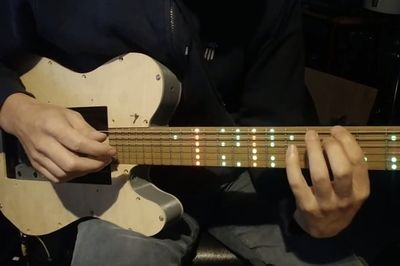 A 3D Printed Guitar That Can Make Music