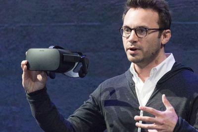 Oculus Co-founder Unfriends Facebook
