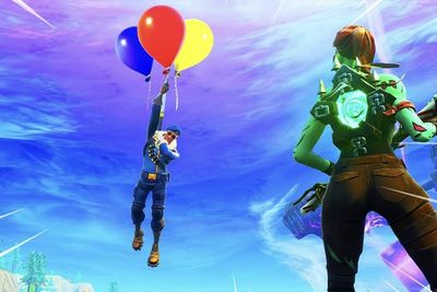 Balloons Will Soon Feature In Fortnite