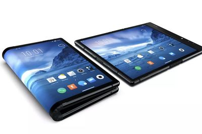 This Company Might Just Beat Samsung With A Foldable Phone