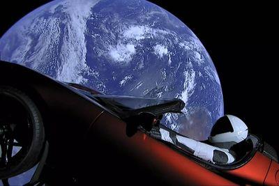 Elon Musk's Tesla Is Beyond The Orbit Of Mars