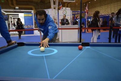 Augmented Reality Just Made Playing Pool Easy!