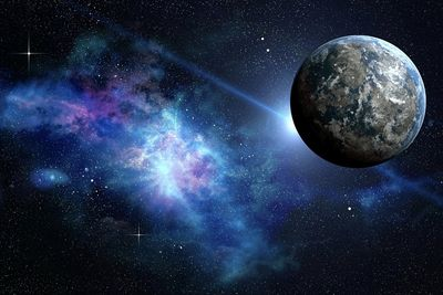 Scientists Have Discovered A 'Super Earth'