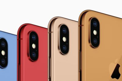 Apple Cuts Production Orders On The Three New iPhones