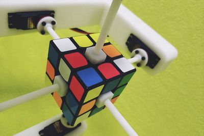 Another Robot Beats The World Record On A Rubik's Cube