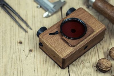 Have You Seen This Wooden Pinhole Camera?
