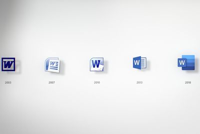 Microsoft Office Is Getting A New Set Of Icons