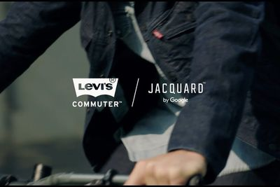 Google And Levi's Have Launched A Smart Jacket