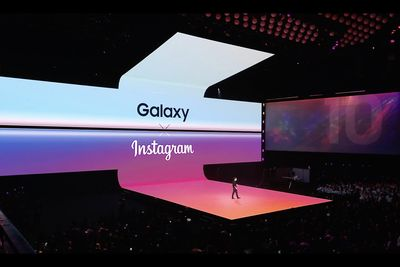 Latest Samsung Galaxy Will Have An Instagram Mode Built Into It