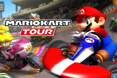 Mario Kart Tour: Mario Kart Is Coming To Your Mobile