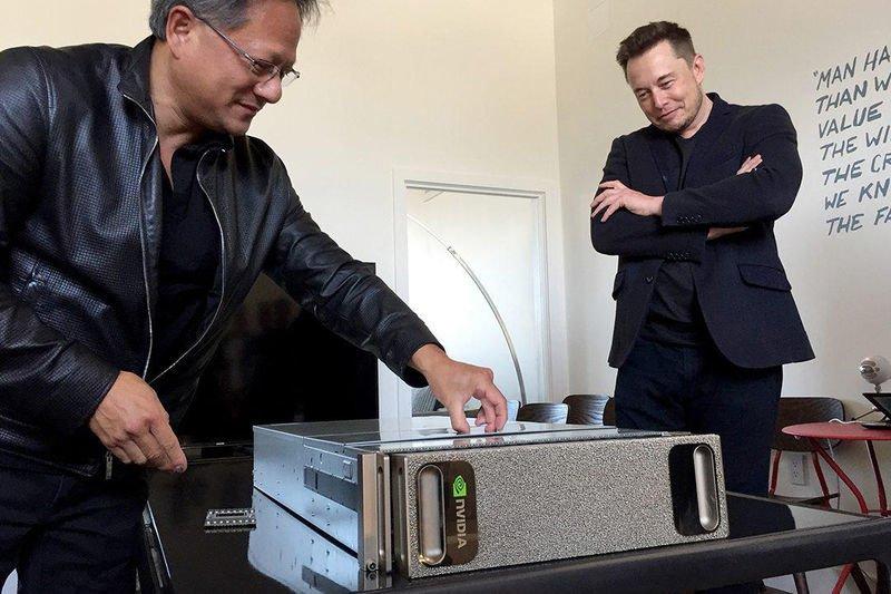 Tesla & Nvidia Team Up For Next Gen Autonomous Driving System 1