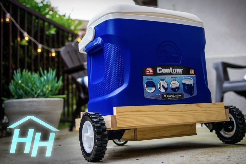 Video: A Cooler That Follows You Around 1
