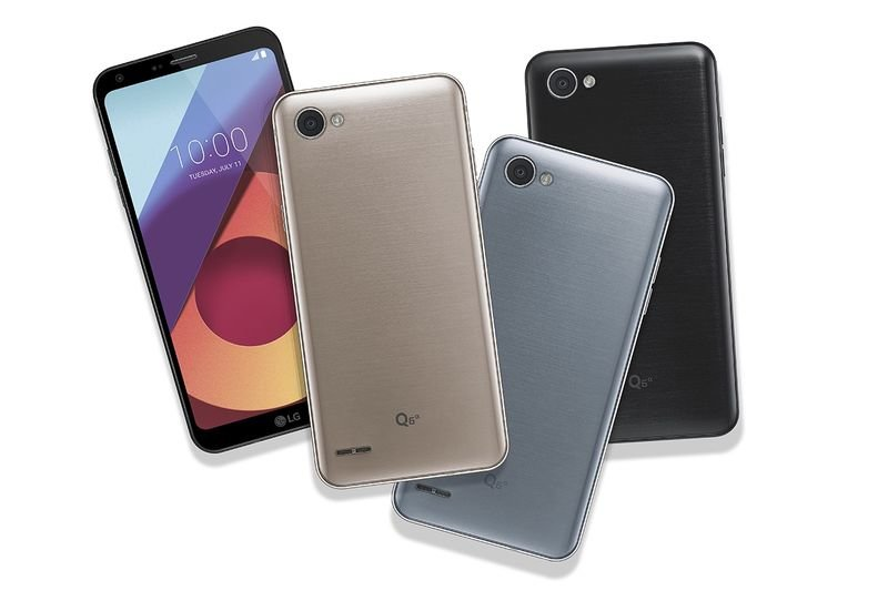 Video: Lg Launches Their Latest Smartphone Series, The Lg Q6 Series! 1