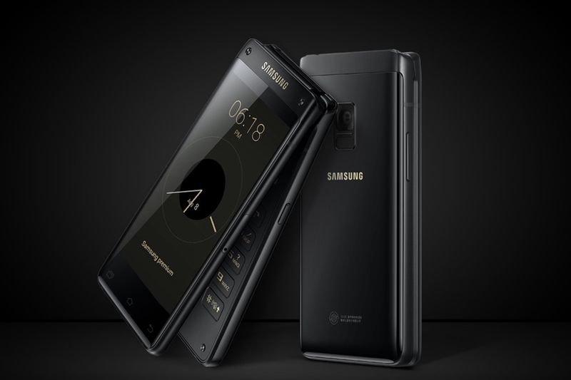 Samsung Designs A Retro Flip-phone! 1