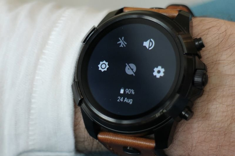 b285a4f31 Fossil Reveals Android Wear, Watches From Misfit, Diesel And More