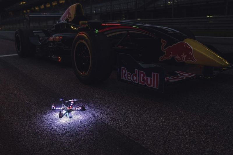 Video: Red Bull Crosses-over Into Drone Racing 1