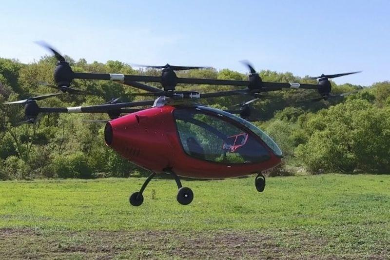 Video: Passanger Drone Is The Most Advanced Vtol Platform 1