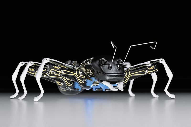 Video: Robot Ants Are Here To Impress, Or Terrify You 1
