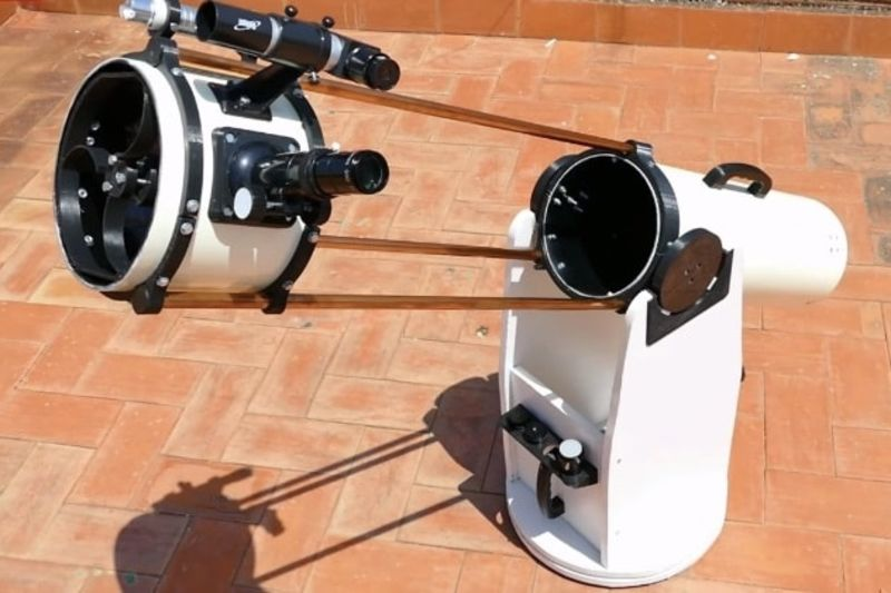 Video: Make Your Own Diy Dobsonian Telescope 1