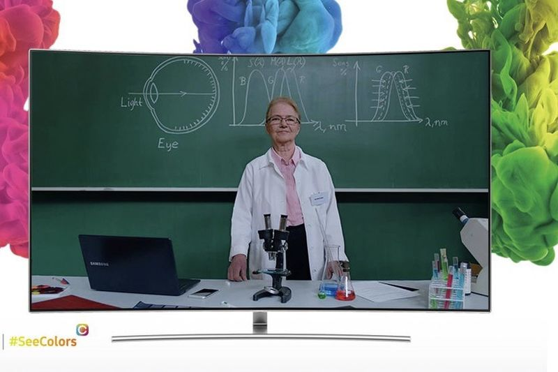 Samsung Makes It Easier For Colour-blind People To Watch Tv 1