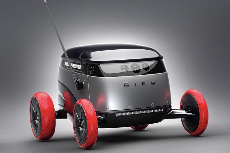 Cifu: Designed To Deliver! 1