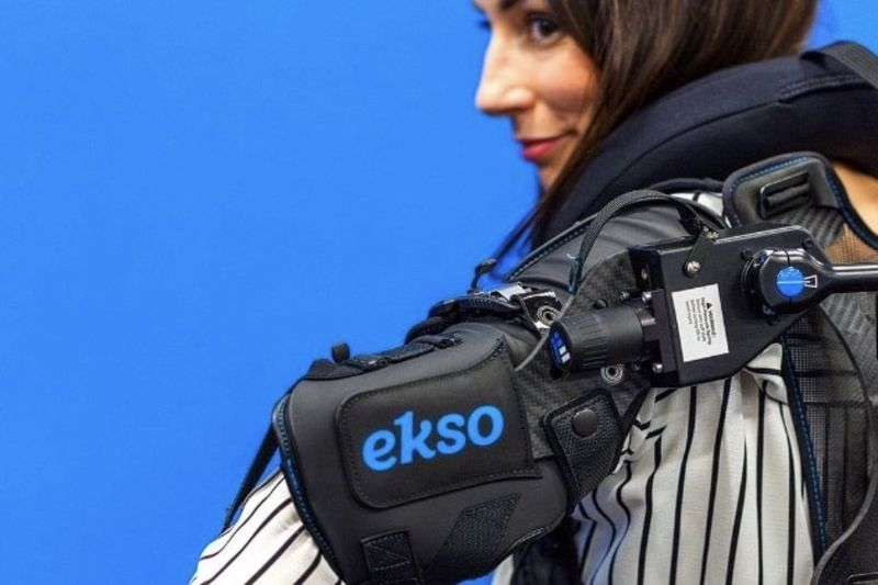 Video: Exoskeletons That Can Prevent Work Injuries 1