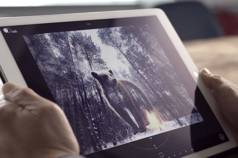 Video: Adobe Is Creating Voice Controlled Photoshop 1