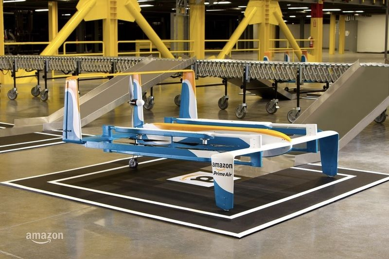 Amazon Patents Self-destructing Drones 1