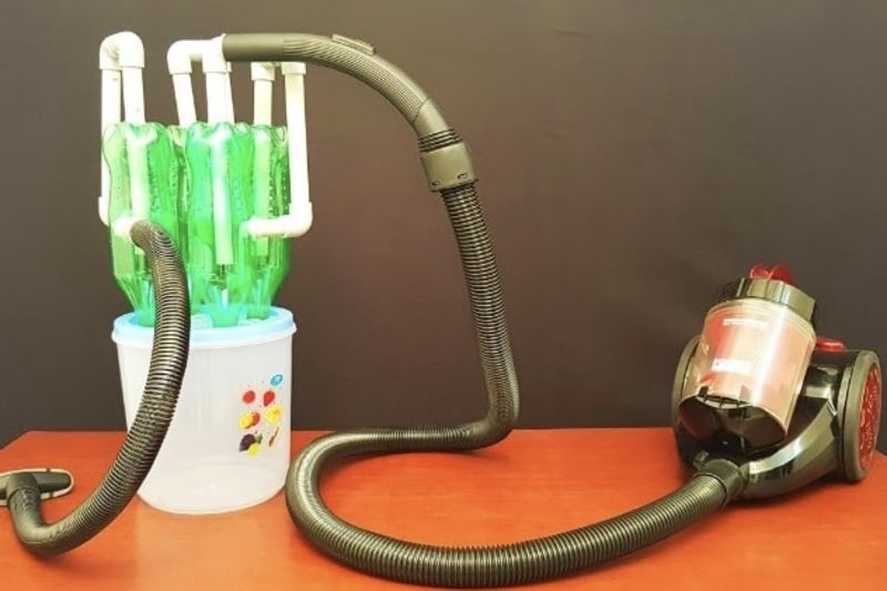 Video Diy Cyclone Dust Collector For Vacuum Cleaners