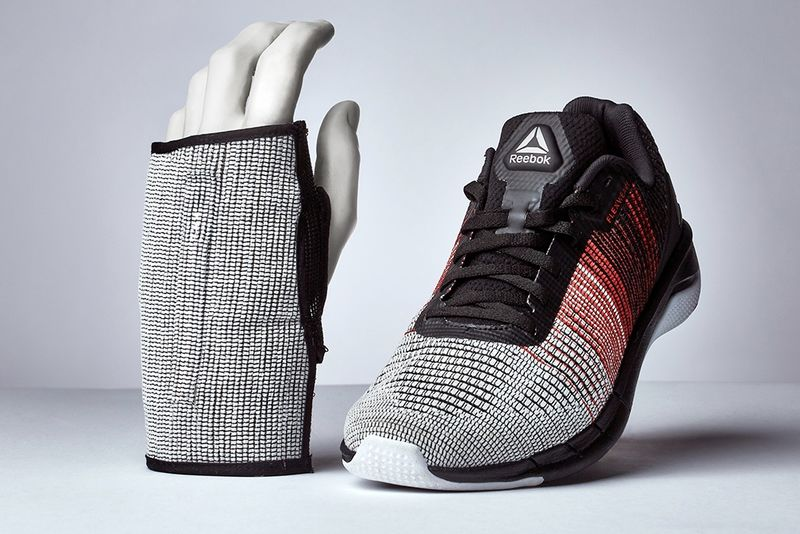 Video: Woven Into The Future With Reebok