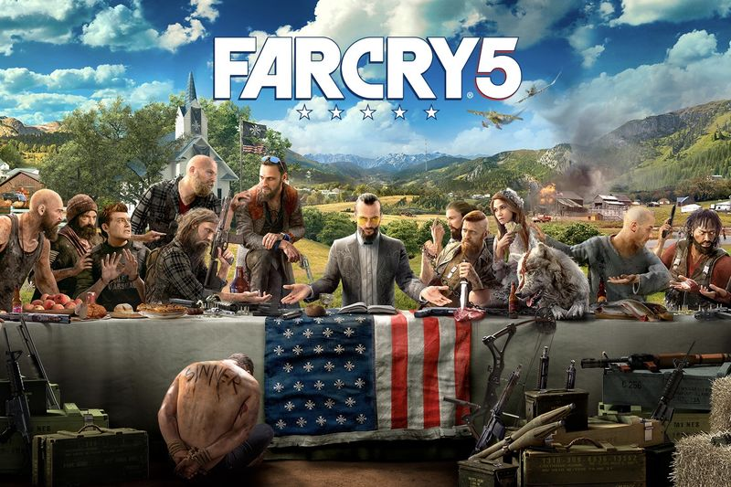 Video: Latest Far Cry Brings Zombies, Mars, Vietnam And Far Cry 3 1