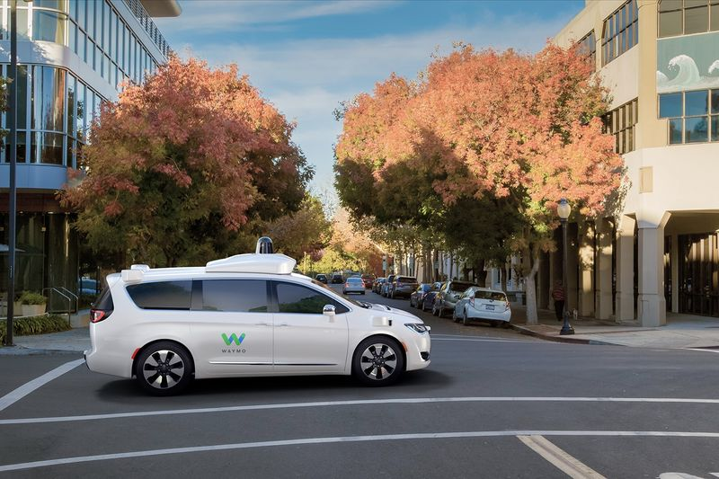 Video: First Driverless Taxi To Hit The Streets Of America 1